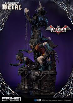 Dark Nights: Metal Statue 1/3 Batman Who Laughs 86 cm