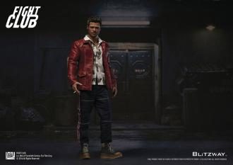 Fight Club 1/6 Tyler Durden (Brad Pitt) Red Jacket