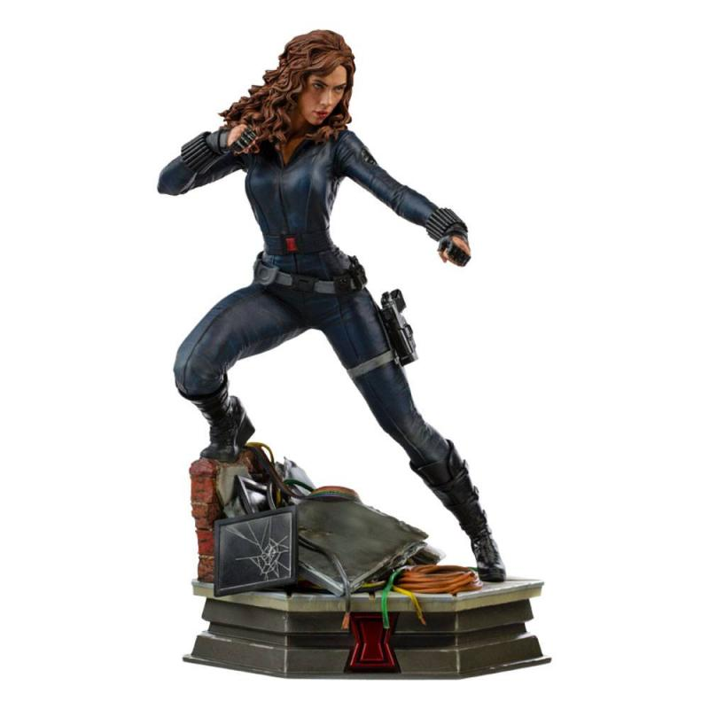Avengers Infinity War: Black Widow 1/4 Replica Statue - Iron Studios