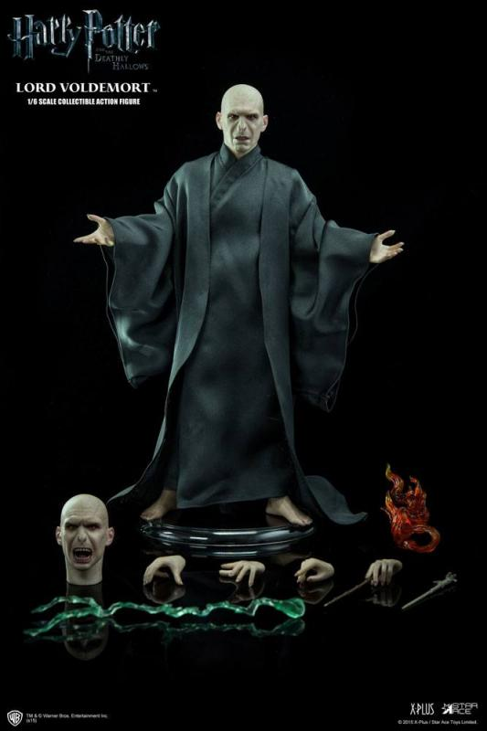 Harry Potter: Lord Voldemort 1/6 Action Figure - Star Ace Toys
