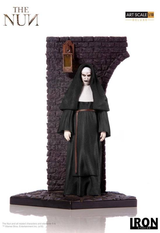 The Nun Art Scale Statue 1/10 The Nun Deluxe Version 19 cm