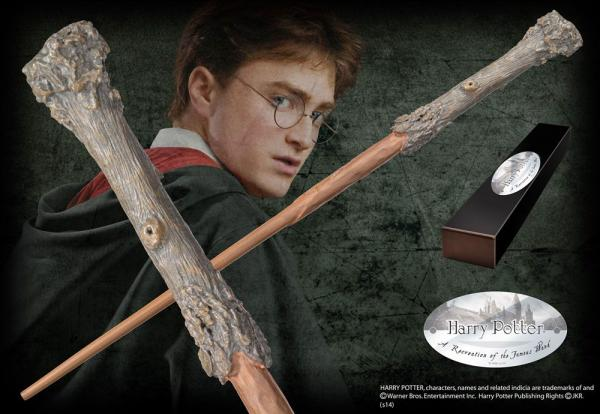 Harry Potter Wand Harry Potter (Character-Edition) - Noble Collection