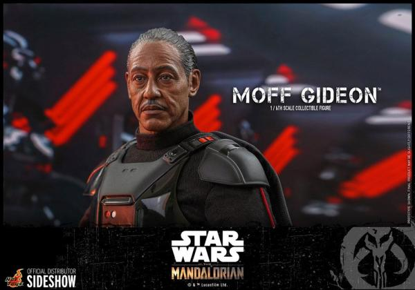 Star Wars The Mandalorian Action Figure 1/6 Moff Gideon 29 cm