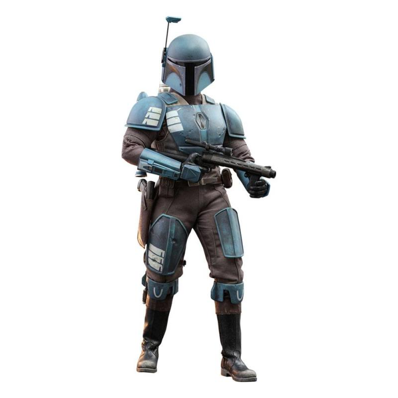 Star Wars The Mandalorian Action Figure 1/6 Death Watch Mandalorian 30 cm