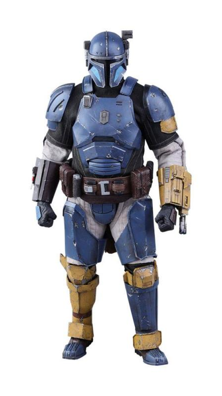 Star Wars The Mandalorian Action Figure 1/6 Heavy Infantry Mandalorian 32 cm