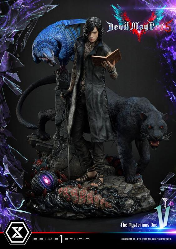 Devil May Cry 5 Statue 1/4 V 58 cm