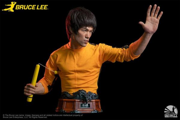 Game of Death Life-Size Bust Bruce Lee 75 cm