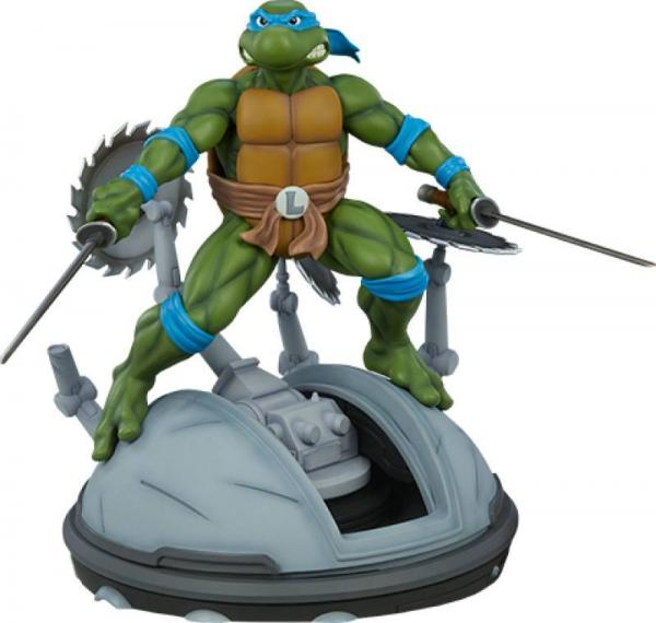 Teenage Mutant Ninja Turtles Statue 1/4 Leonardo 47 cm