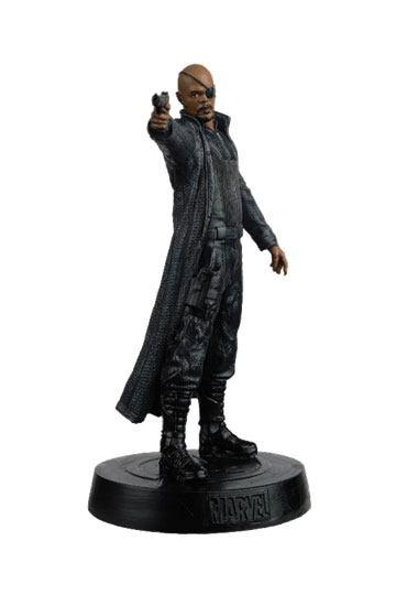 Marvel Movie Collection 1/16 Nick Fury 14 cm