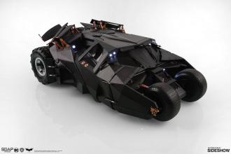 The Dark Knight RC Vehicle 1/12 Tumbler Driver Pack 37 cm