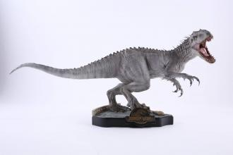 Jurassic World Statue Final Battle: Indominus Rex 30 cm