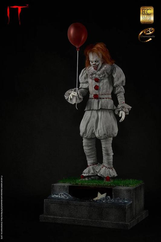 It Maquette 1/3 Pennywise 71 cm