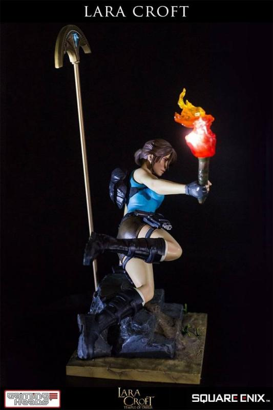 Tomb Raider Temple of Osiris Statue 1/6 Lara Croft Regular Version 41 cm