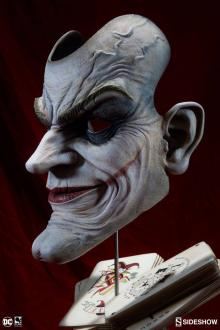 DC Comics Bust 1/1 The Joker Face of Insanity 54 cm