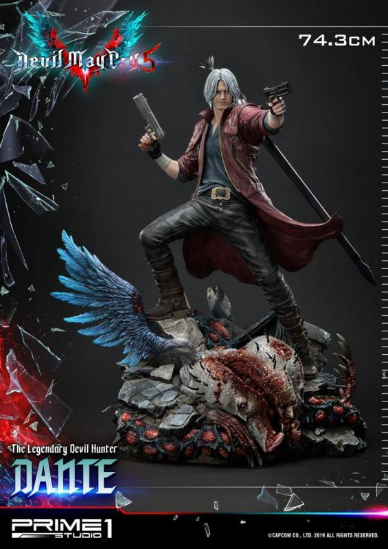 Devil May Cry 5: Dante - Statue 1/4 - Prime 1 Studio