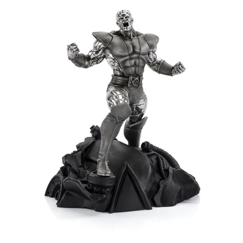 Marvel: Colossus Victorious - Pewter Collectible Limited Edition - Statue 28 cm - Royal
