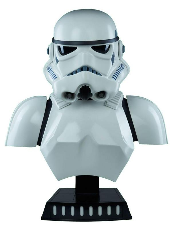 Star Wars: Stormtrooper 1/1 Bust - Sideshow Collectibles