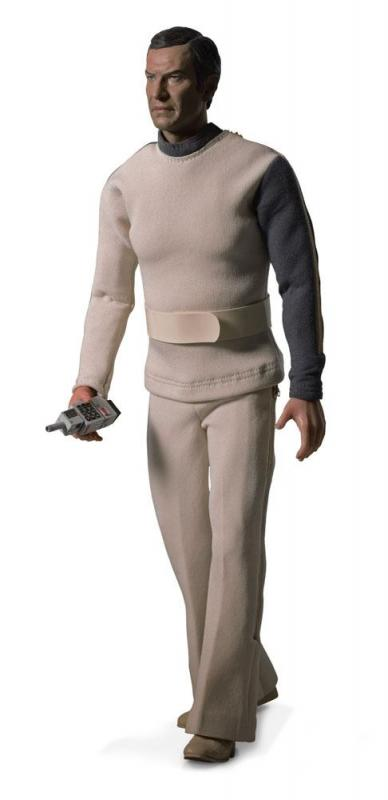 Space: 1999 Action Figure 1/6 Commander John Koenig Limited Edition 30 cm