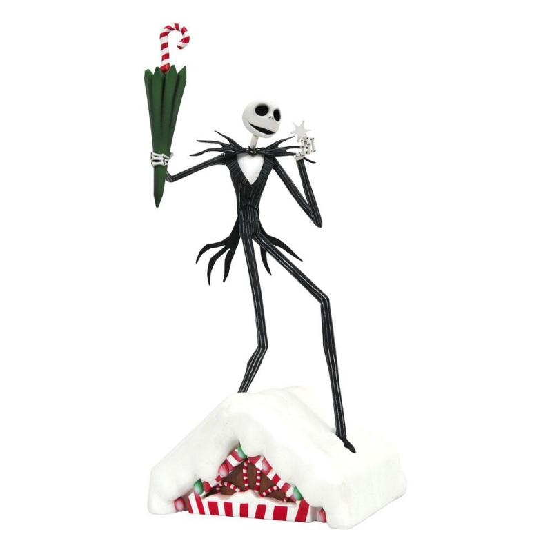 Nightmare before Christmas Gallery PVC Statue What Is This Jack 28 cm