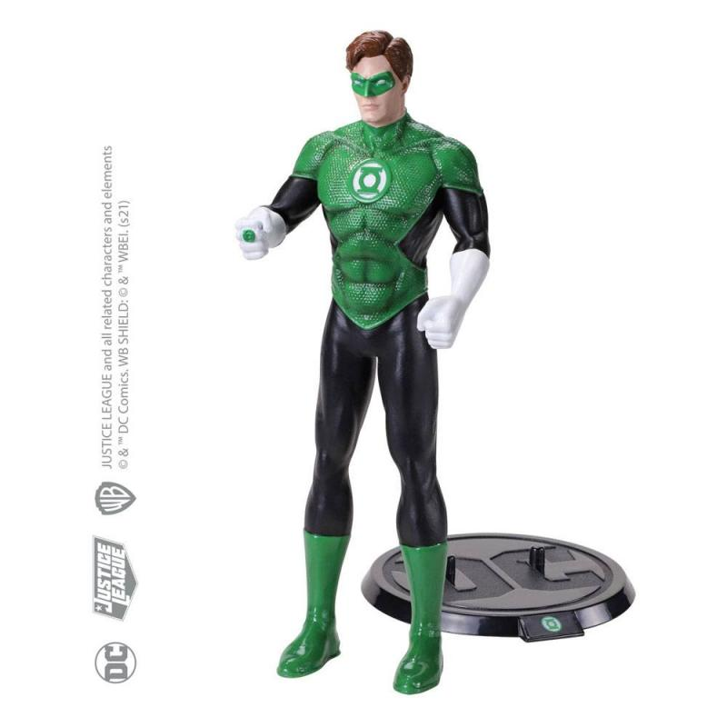 DC Comics: Green Lantern 19 cm Bendable Figure - Noble Collection