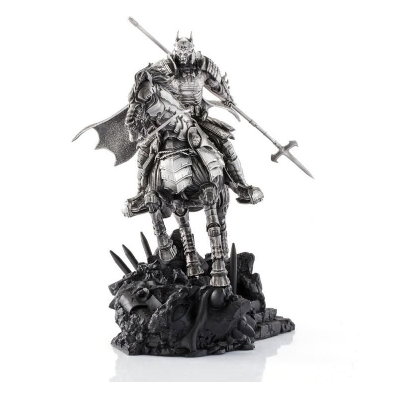 DC Comics: Batman Shogun Pewter Collectible 31 cm Statue Samurai Series - Royal Selangor
