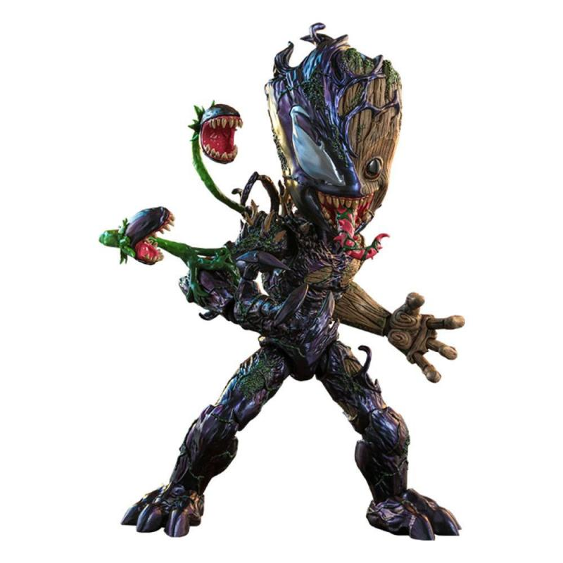 Marvel's Spider-Man: Maximum Venom Artist Collection Action Figure 1/6 Venomized Groot 25