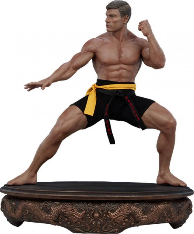 Jean-Claude Van Damme (Shotokan Tribute) 1/3 Statue - Pop Culture Shock