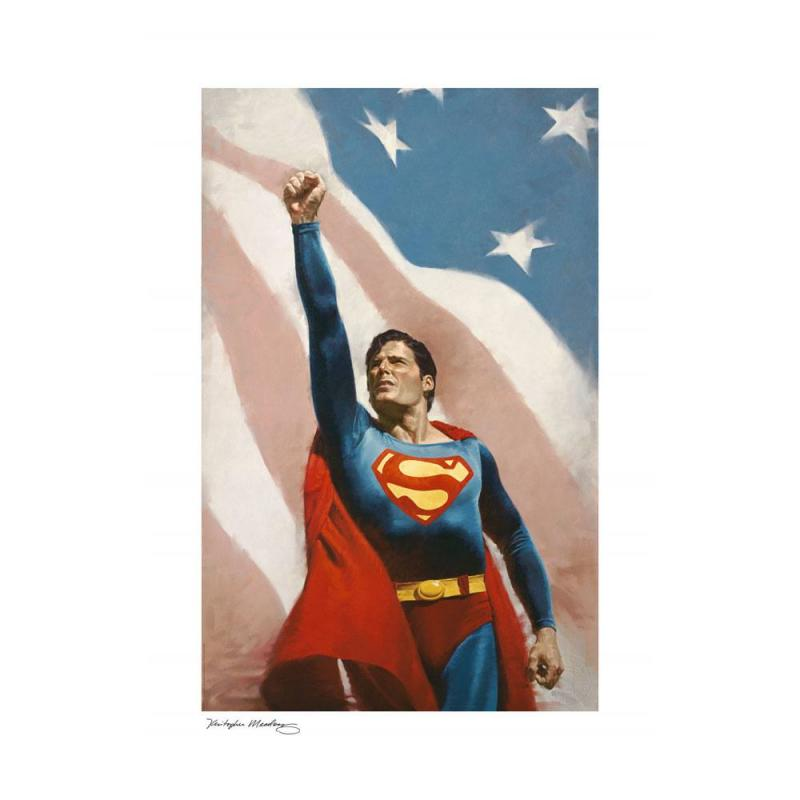 DC Comics Art Print Someone To Believe In 46 x 61 cm - unframed