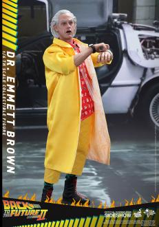 Back to the Future II 1/6 Figure Dr Emmett Brown 30 cm
