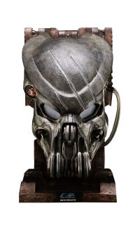 AvP 1/1 Battle Damaged Celtic Predator Mask 50 cm