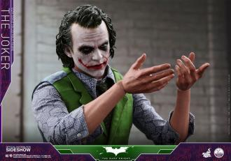 The Dark Knight Quarter Scale Series Action Figure 1/4 The Joker 47 cm