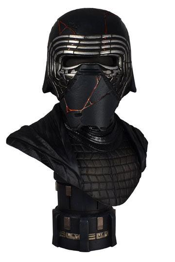 Star Wars Episode IX: Kylo Ren - Legends in 3D Bust 1/2 25 cm - Diamond Select
