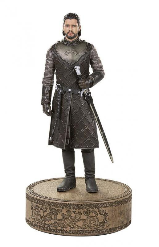 Game of Thrones: Jon Snow - Premium PVC Statue 28 cm - Dark Horse