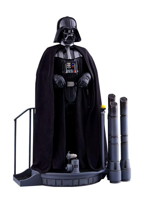 Star Wars Action Figure 1/6 Darth Vader The Empire Strikes Back