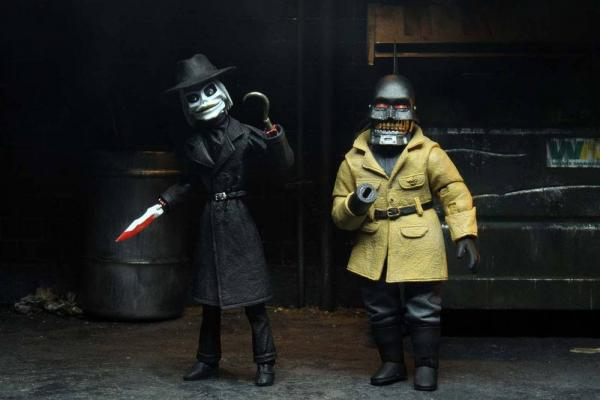 Puppet Master Ultimate Action Figure 2-Pack Blade & Torch 11 cm
