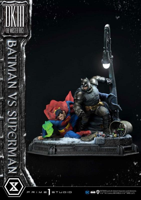 DC Comics: Batman Vs. Superman 110 cm Statue - Prime 1 Studio