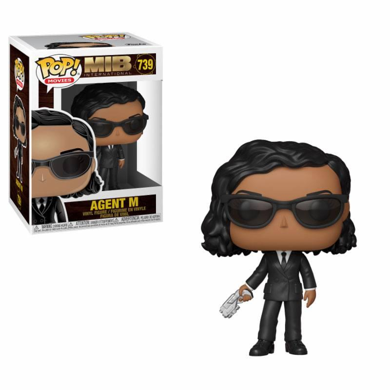Men in Black 4 POP! Movies Vinyl Figure Agent M 9 cm