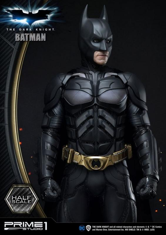 The Dark Knight 1/2 Statue Batman 104 cm