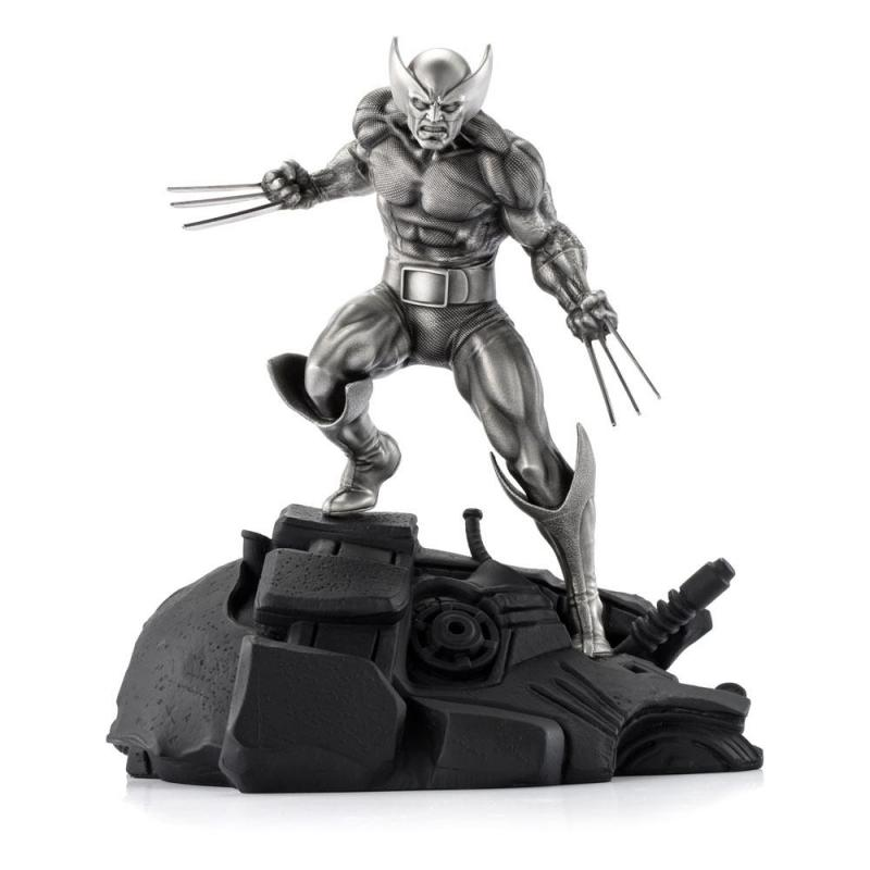 Marvel: Wolverine Victorious 1/6 Pewter Collectible Statue - Royal Selangor