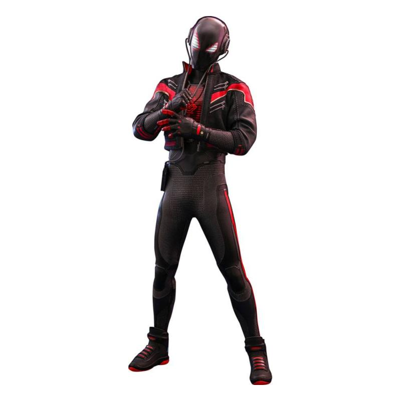 Marvel's Spider-Man: Miles Morales 1/6 Action Figure - Hot Toys