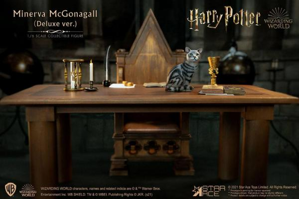 Harry Potter: Minerva McGonagall 1/6 Action Figure Deluxe Ver. - Star Ace Toys