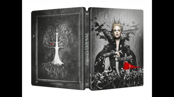 Snow White and the Huntsman Blue-ray Steelbook