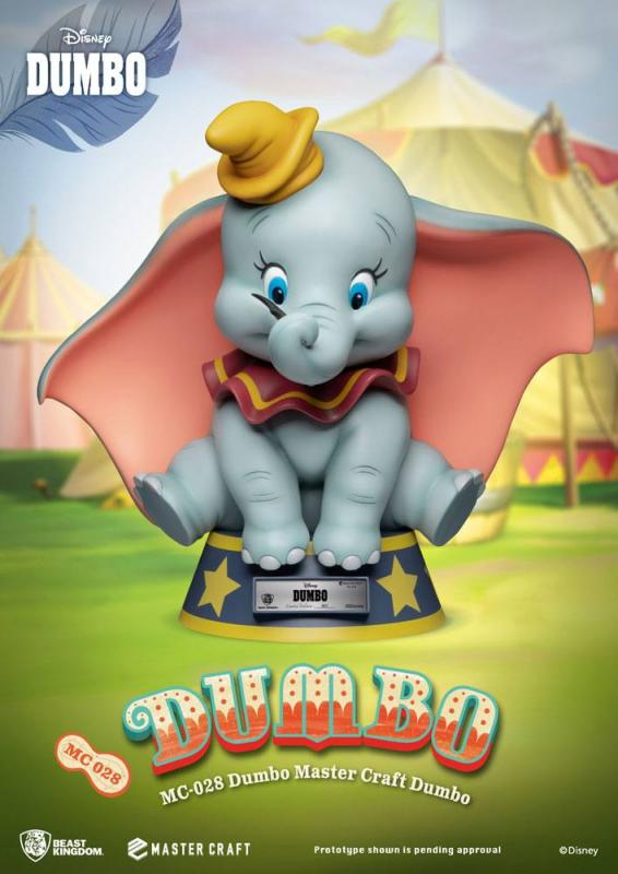 Dumbo Master Craft Statue Dumbo 32 cm