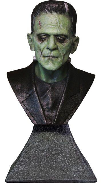 Universal Monsters Mini Bust Frankenstein 15 cm