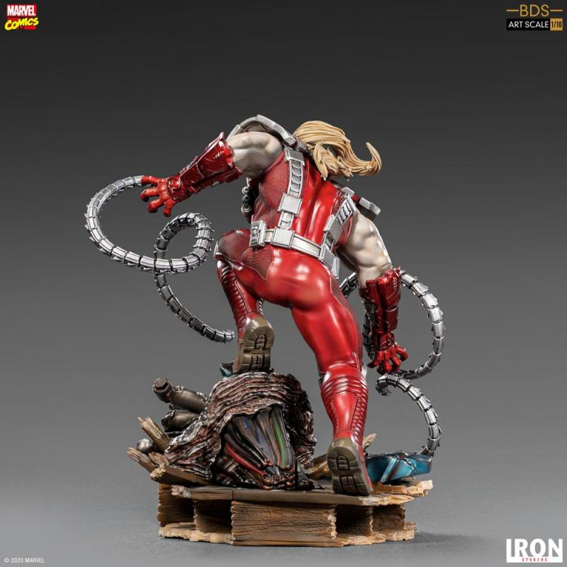Marvel Comics BDS Art Scale Statue 1/10 Omega Red 21 cm