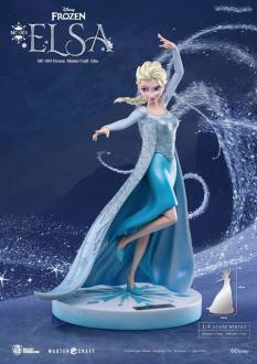 Frozen Master Craft Statue 1/4 Elsa of Arendelle 45 cm