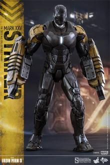 Iron Man Mark 25 Striker 30 cm, Iron Man 3 HOT TOYS
