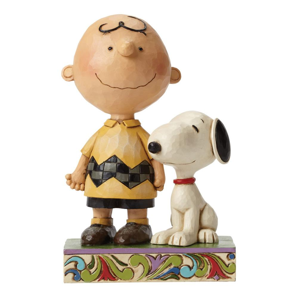 Life Is Better With A Dog (Friendship Charlie & Snoopy)