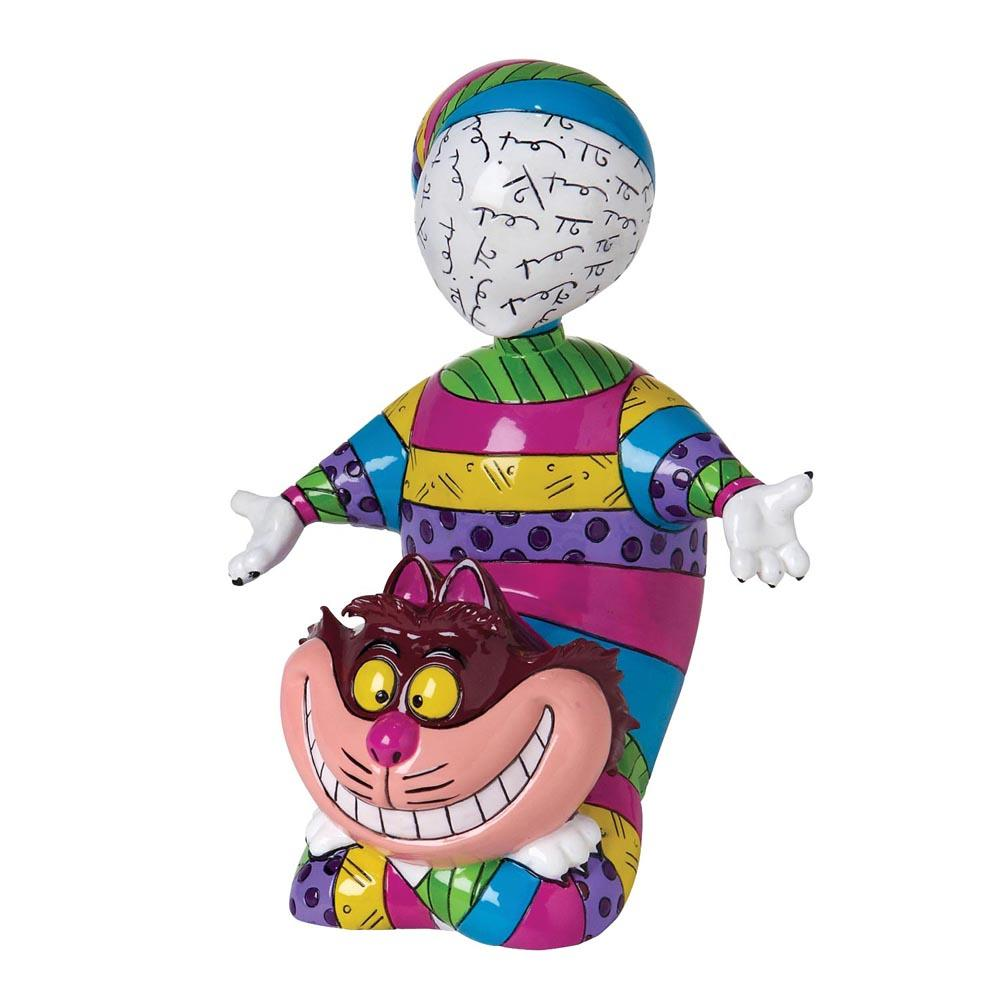 Britto Cheshire Cat Figurine 16,5 cm