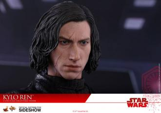 Star Wars Episode VIII Movie Masterpiece Action Figure 1/6 Kylo Ren 33 cm